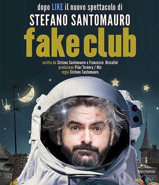 Fake club - Stefano Santomauro