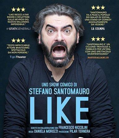 Like Stefano Santomauro