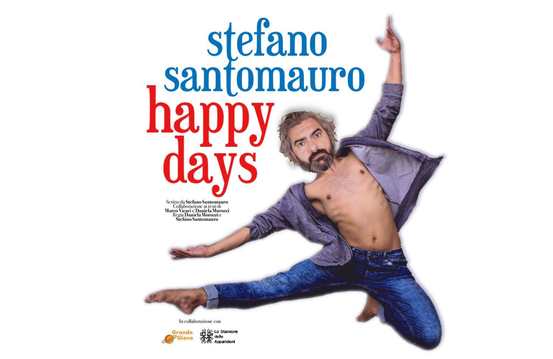 Stefano Santomauro Happy days